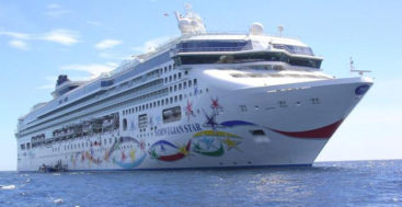 Dubrovnik Cruise Port – Welcome Norwegian Star