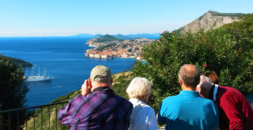 Jewish Tour Dubrovnik Cruise Port